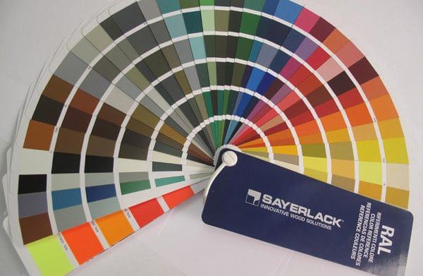 материалы компании Sayerlack (Италия)